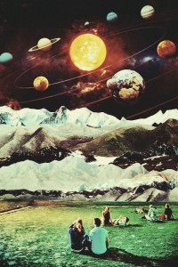 a solitary thought by Stella Radulescu