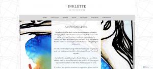 Lit Mag: Inklette Magazine