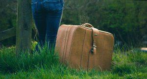 Poem: Suitcase by Claire Scott