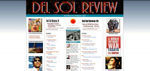 Literary Mag: Del Sol Review