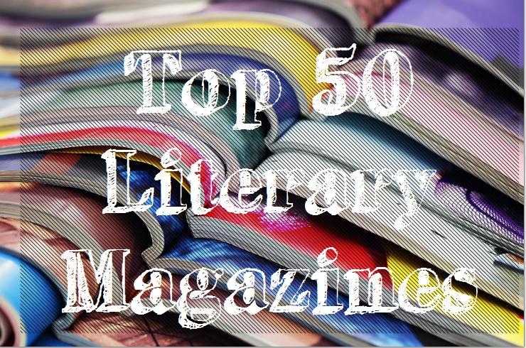 Top 50 Literary Magazines