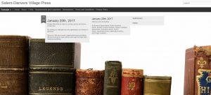 Book Publisher: Salem-Danvers Village Press
