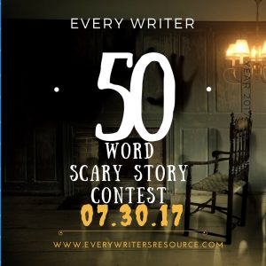 Winners: 50 Word Scary Story Summer Contest!