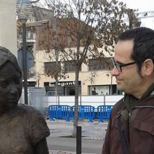 Poem: Frost's Roads by Jordi Valls i Pozo