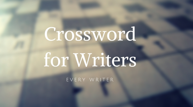 Crossword for writers