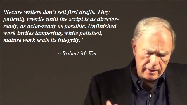 Write like Robert McKee: Must-Know Tips from the Master
