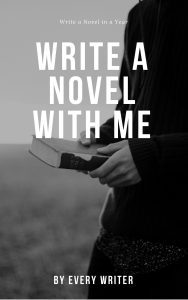 Write a Novel with Me in Only 1 Year