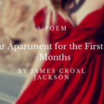 Poem: In Your Apartment for the First Time in Months
